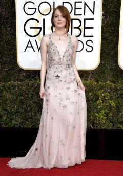 Emma Stone em Valentino Getty