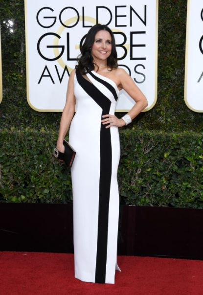 Julia Louis Dreyfus em George Chakra Getty