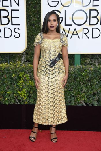 Kerry Washington em Dolce Gabbana Getty