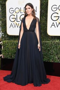 Mandy Moore em Naeem Khan Getty