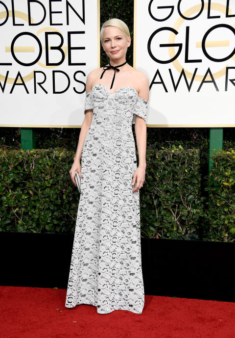 Michelle Williams em Louis Vuitton Getty