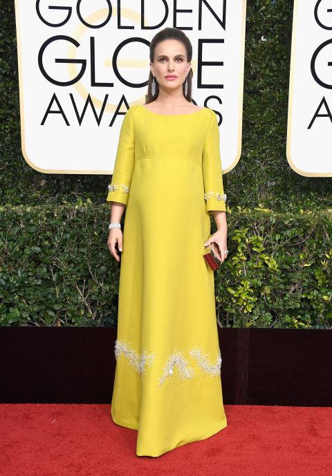 Natalie Portman em Prada Getty