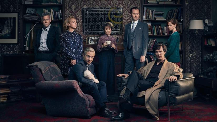 """Sherlock"" Bebés, segredos, surpresas e oinesperado"