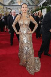 Sofia Vergara em Zuhair Murad Couture Getty