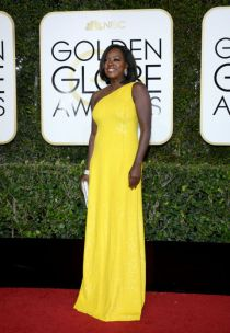 Viola Davis em Michael Kors Getty