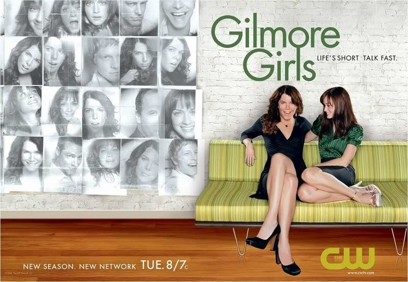 10 acontecimentos que não gostei em 'GilmoreGirls'