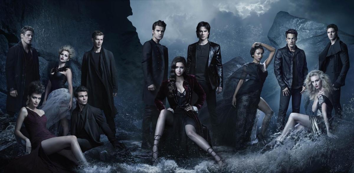 """O que lhes aconteceu depois de saírem de """"The VampireDiaries""""?"""
