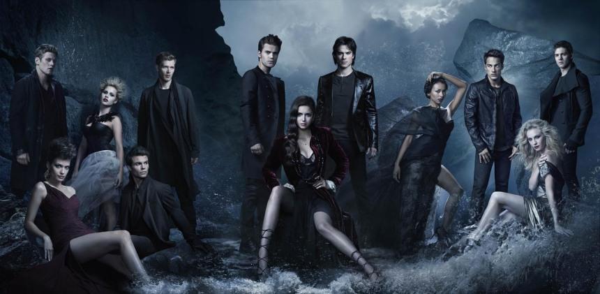 Vampire Diaries-1