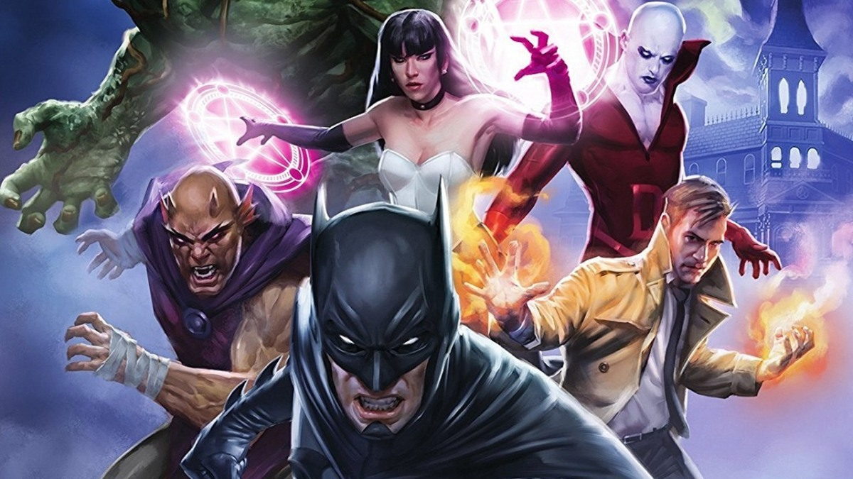 Crítica: Justice League Dark