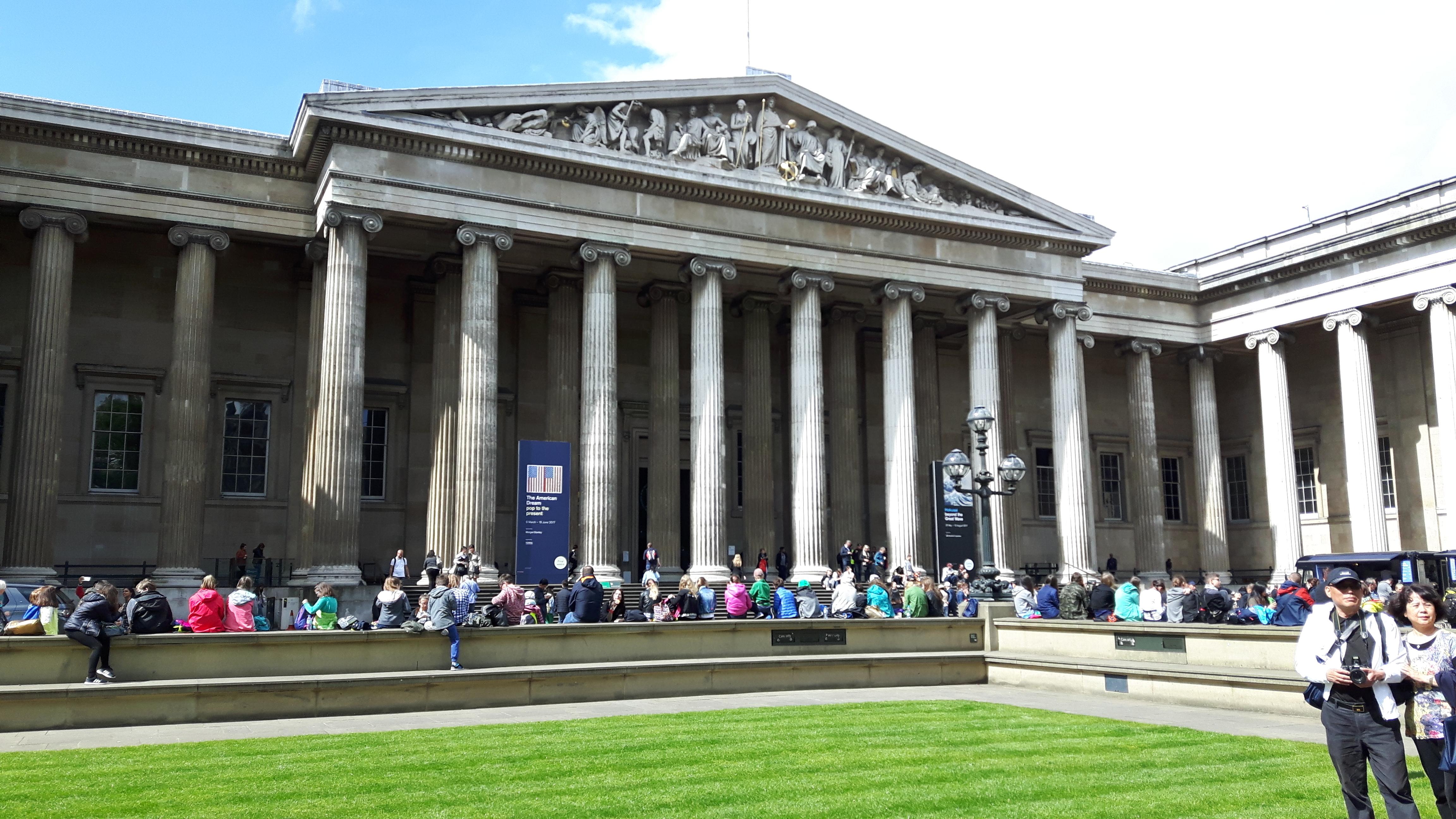 British Museum-Beautifuldreams