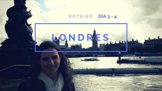 Londres – Dia4