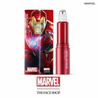 Batôm de Brilho Homem de Ferro