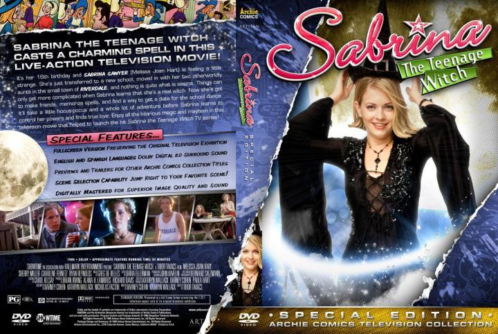 Sabrina A BruxinhaAdolescente