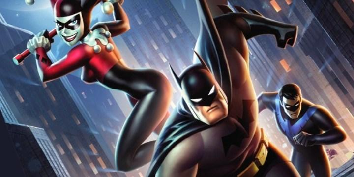 Batman e HarleyQuinn