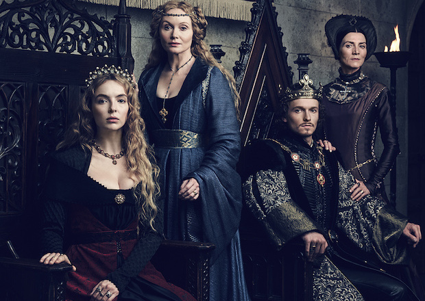 The White Princess Marketing Shoot
