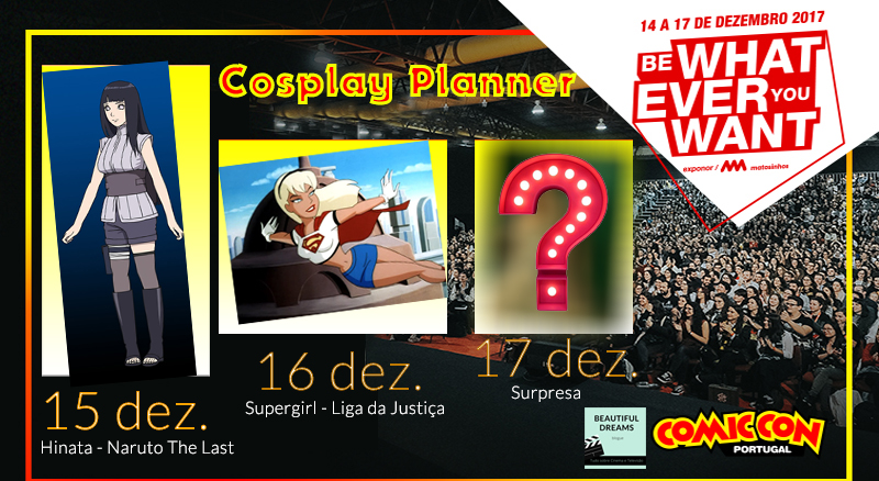 Cosplay Planner