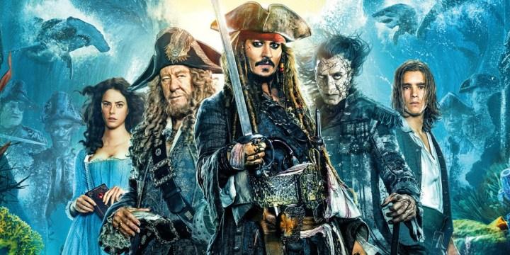 Piratas das Caraíbas: Homens Mortos Não ContamHistórias