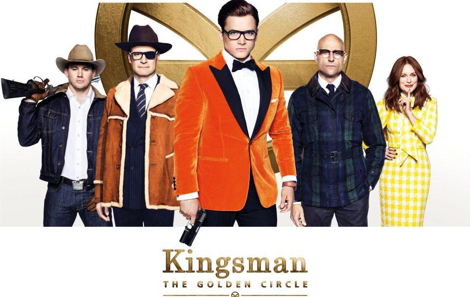 Crítica: Kingsman: O CírculoDourado