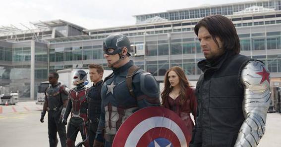 Crítica: Capitão América – GuerraCivil