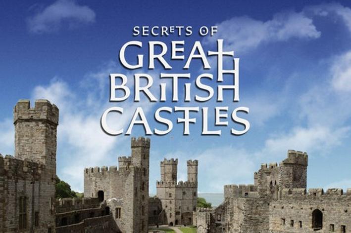 Resultado de imagem para Secrets of Great British Castles