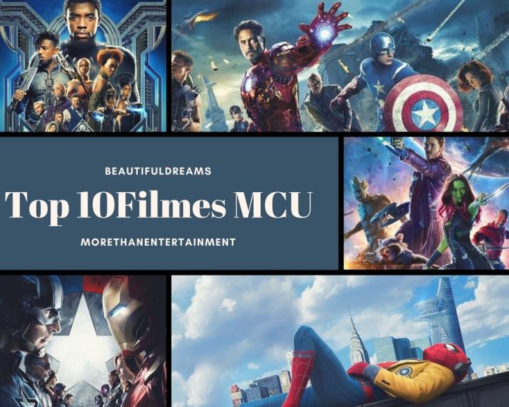 Top 10 FilmesMarvel