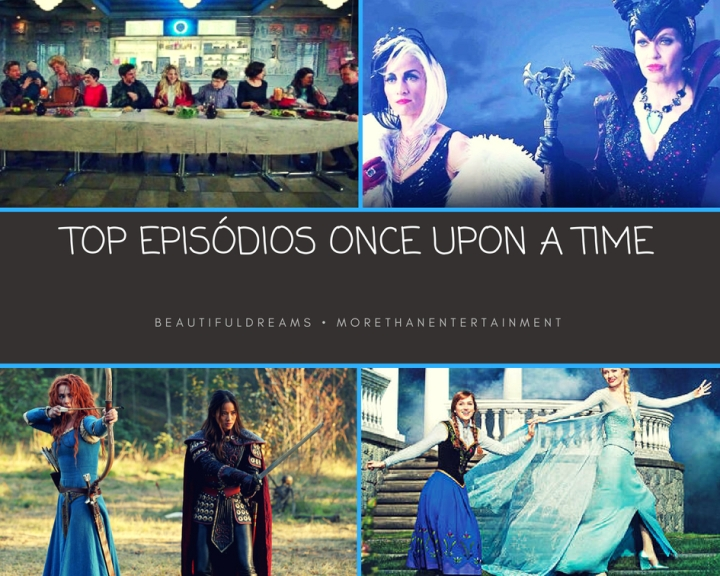 "Top episódios ""Once Upon a Time"""