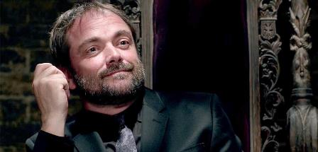 Crowley+Supernatural