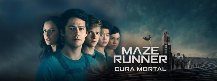 Maze Runner: A CuraMortal