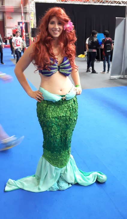 It´s fun to be a mermaid