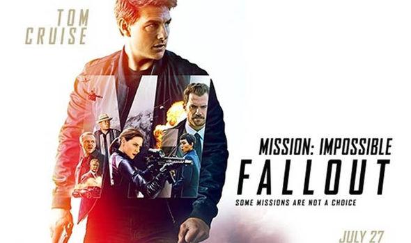 Missão: Impossível –Fallout