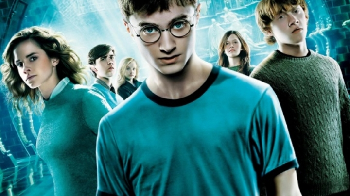Harry Potter e a Ordem daFénix