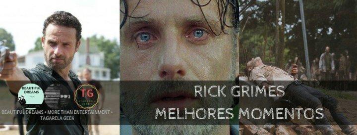 Rick Grimes – Melhores momentosTWD