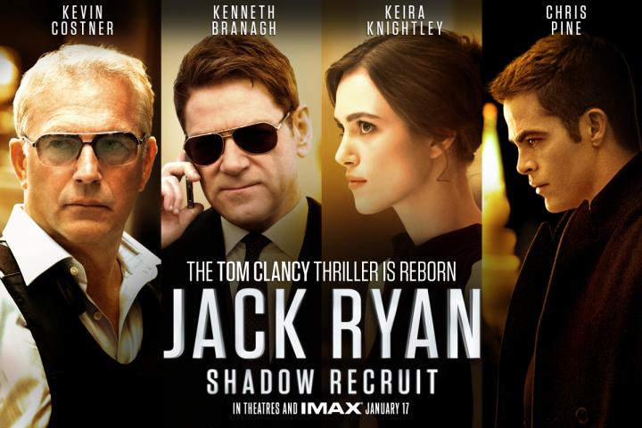 Jack Ryan: AgenteSombra