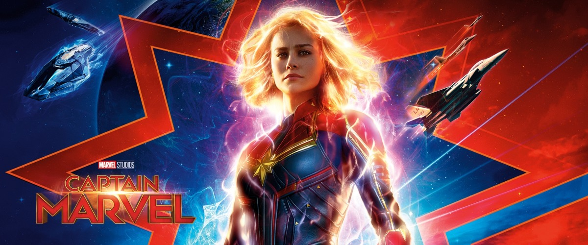 Crítica: Captain Marvel (CapitãoMarvel)