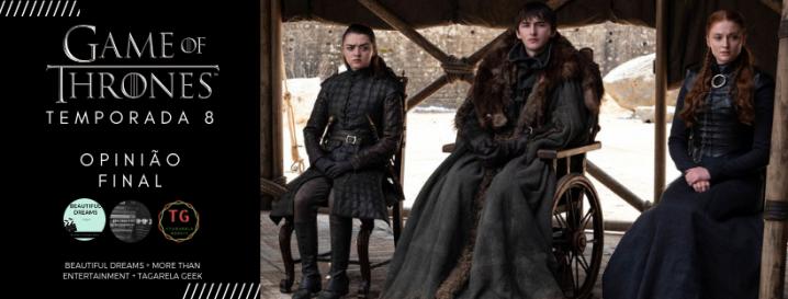 """Game Of Thrones"": Temporada8"