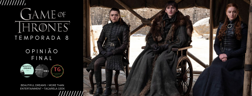 """Game Of Thrones"": Temporada 8"