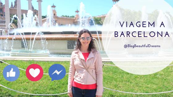 Viagem a Barcelona