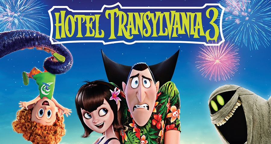 Hotel Transylvania 3: Umas FériasMonstruosas