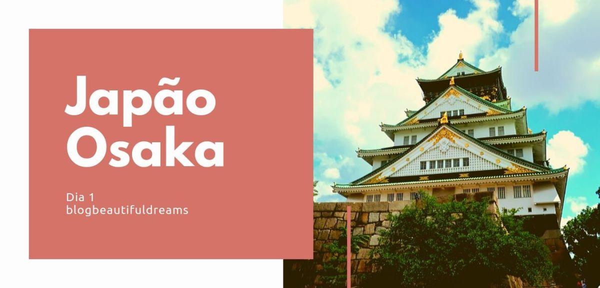 Viagem ao Japão – Dia 1 e2