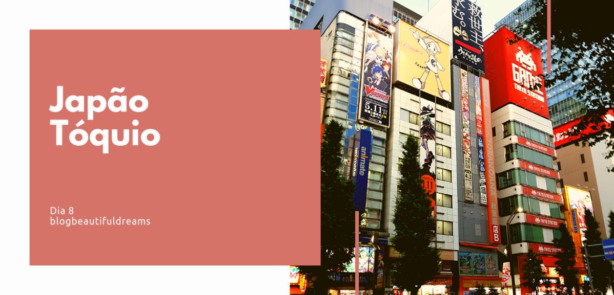 Viagem ao Japão – Dia8