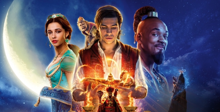 Crítica: Aladdin (2019)