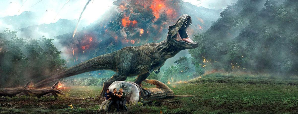Crítica Mundo Jurássico: ReinoCaído