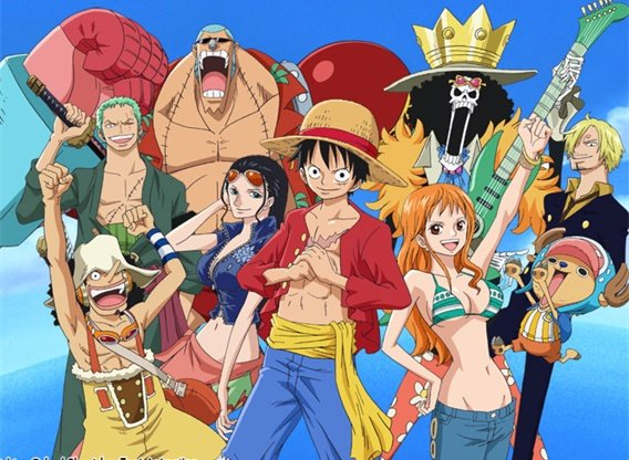 Especial 20 anos: One Piece