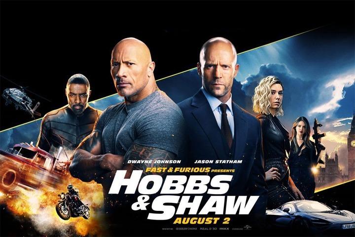 Crítica: Velocidade Furiosa Hobbs eShaw