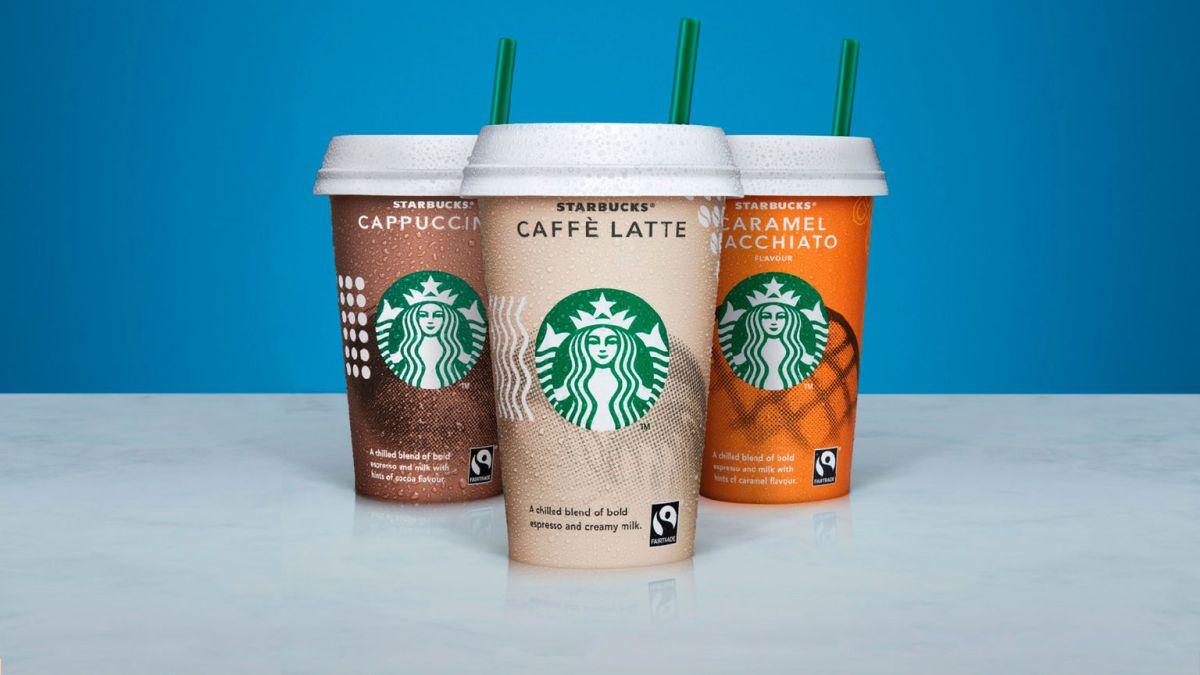 Chilled Classics Starbucks