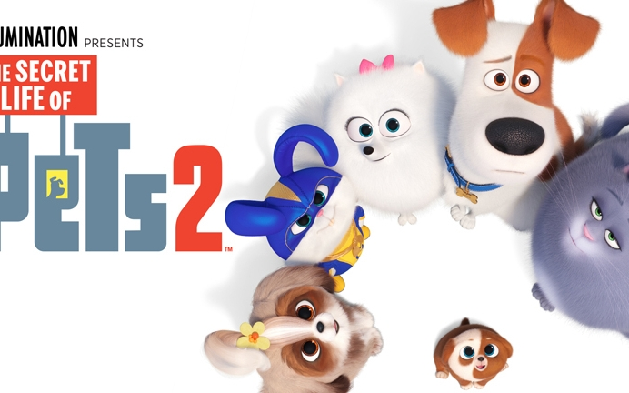 The Secret life of Pets 2-blogbeautifuldreams