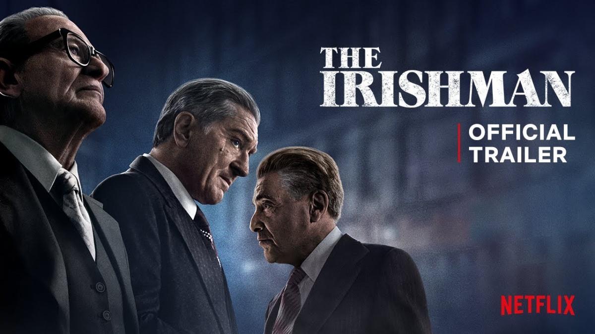 Crítica: O Irlandês