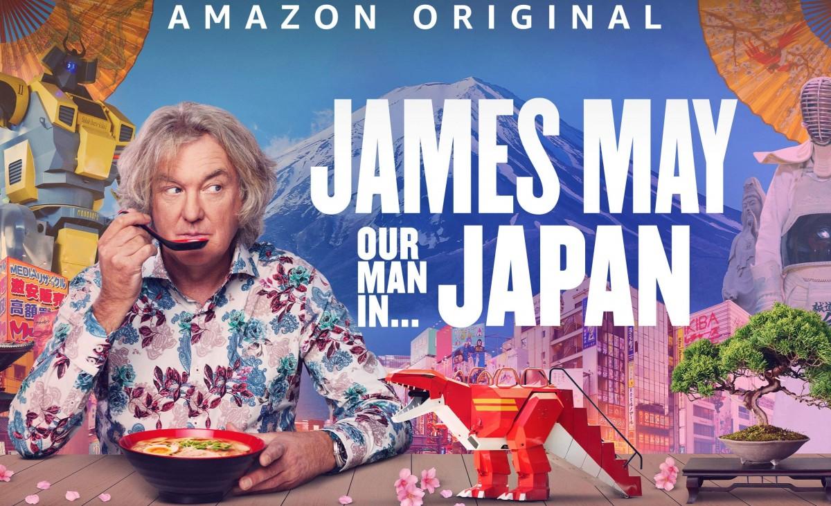 James May – Our Man inJapan