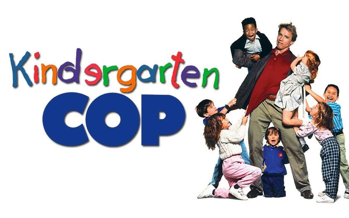 Crítica: Um Polícia no JardimInfância
